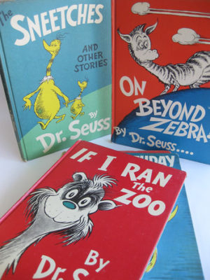 Dr. Seuss, author of children books, has written great stories with powerful themes, such as equality and tolerance.  However, recently a few of his books have been canceled for having politically incorrect illustrations and phrases.