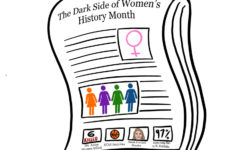 The dark side of Womens History Month