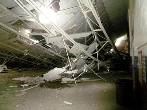 The WJ roof collapsed Thursday. Questions have been raised about the safety and structural integrity of rooftop pools.