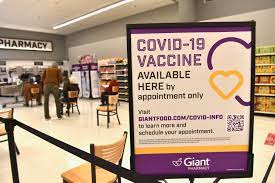 Now with vaccinations becoming easier to receive, many teachers have found it easier to become vaccinated before returning to school.