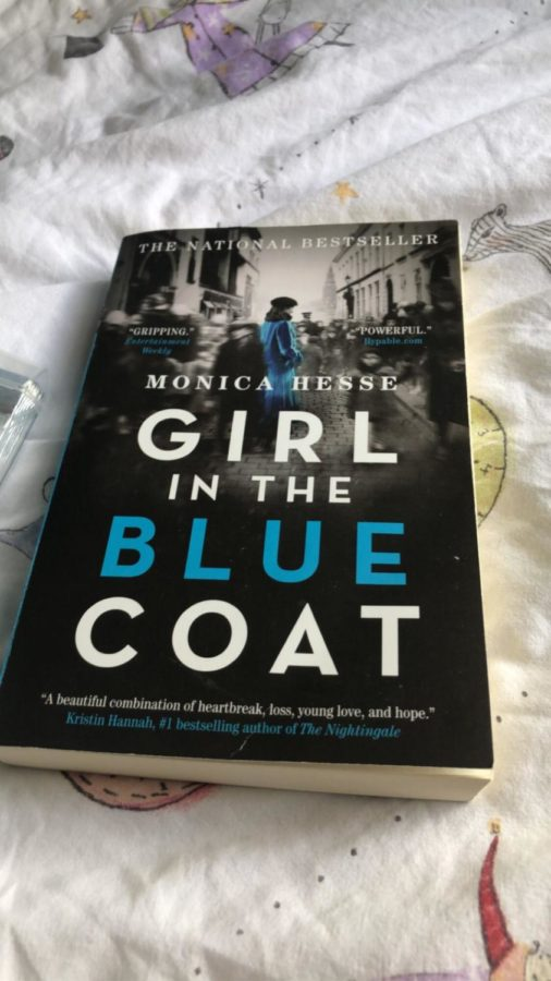 Girl in the Blue Coat by Monica Hesse.