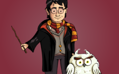 There have been many books that are adapted into movies. Harry Potter is one franchise that is successful in both domains.