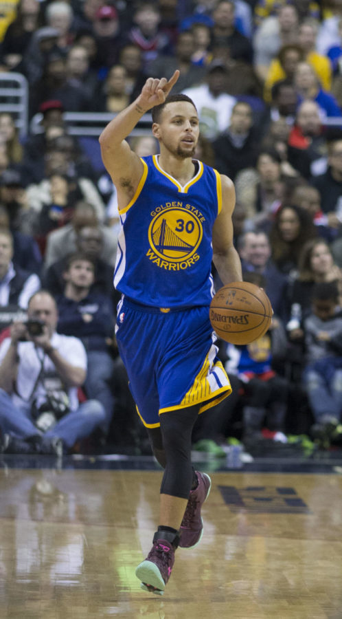Steph Curry is having a historic season scoring the basketball for the Warriors. He continues to put a team with minimal talent on his back as he looks for his 3rd career MVP award.