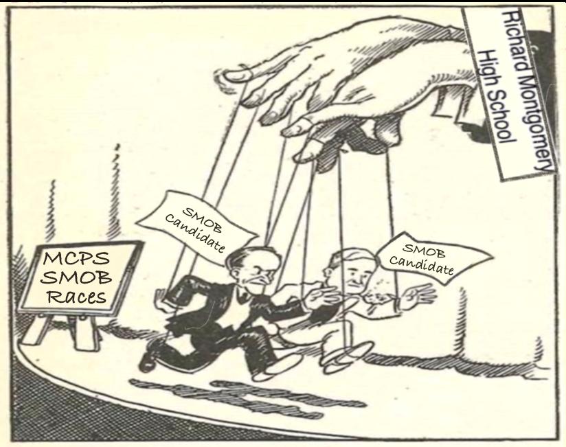SMOB overrepresentation from Richard Montgomery