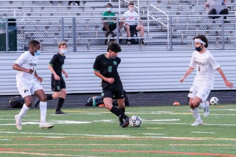 Varsity soccer takes advantage of a second chance at a season, getting to play an abbreviated schedule in the spring.