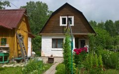 In Siberia, Russia, villagers reside in small farm-like houses made of stone and wood. Korotaev spent his summers in the village, harvesting potatoes, and tending to chickens, rabbits, and cows.