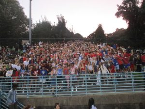 This huge turnout of WJ students in their USA spirit at the Whitman football game provides a sense of normalcy. The amount of spirit participation creates hope for the revival of WJ culture.