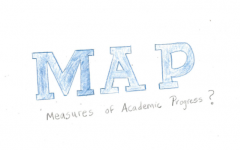 MAP testing was recently taken by underclassmen to measure students academic level. But at this point, in high school, what can students really infer from the MAP test scores?